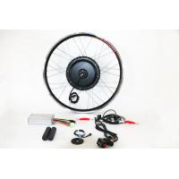 Buy cheap High Power 48V 1000W Hub Motor Kit For Off Road Electric Bike 6s / 7s Freewheel product