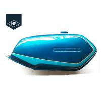 Buy cheap Colorful 9L Motorcycle Tank Other Motorcycle Parts Iron With Painting For SUZUKI AX100 product