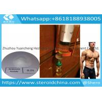 Buy cheap Bodybuilding Anabolic Hormone Boldenone Steroids Powders Boldenone Acetate CAS 2363-59-9 from wholesalers