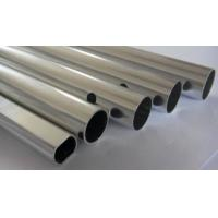 China 5754 Aluminum Round Tubing , Anodized Aluminum Tubing Easy Machined on sale