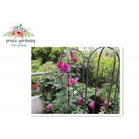 Buy cheap Nursery House Garden Stake Solid Frame Flower Support Ushape Pipe product