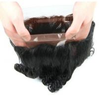Buy cheap Unprocessed 360 Human Hair Lace Closure , 100 Human Hair Lace Front Wigs from wholesalers