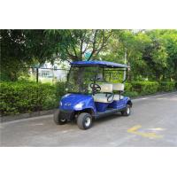 Buy cheap Mini 4 Wheel 4 Person Electric Club Car Golf Carts With 48V Battery Powered product