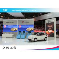 Buy cheap High Brightness P7.62  SMD3528 Indoor Advertising Led Display Screen For Auto Show product
