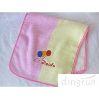 Buy cheap Full Printing Bathroom Hand Towels , Embroidered  Hand Towels Small Comfortable product