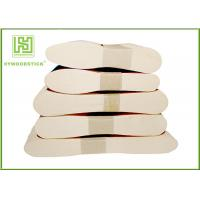 Buy cheap Birch Wooden Ice Cream Sticks , Food Grade Wooden Eating Spoon Customized Shape product