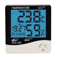 Buy cheap HTC-8A LCD display temperature and humidity meter clock from wholesalers