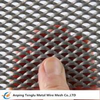 Buy cheap Aluminum Expanded Security Window Screen |Opening 2 mmX3 mm product