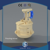 Buy cheap 75KW Casting Mixer product