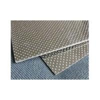 Buy cheap Synthetic Fiber Beater Sheet Reinforced with Double Tanged Sheet product