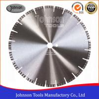 China 350mm Diamond Turbo Blade With Good Sharpness for Reinforced Concrete Cutting on sale