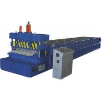 Buy cheap Chain Drive Roofing Tile Forming Machine With Fully Automatic Control product