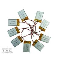 Buy cheap Lipo  LP063465 3.7V 1300mAh Polymer Lithium Ion Battery For PDA product