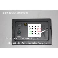 SIBO Q896 In Wall Android Tablet With RS232 RS485 POE Controllable Indicator