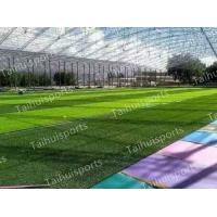 Buy cheap 50 MM Thinck Artificial Grass Underlay For Golf Field Rubber Carpet product
