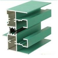 Buy cheap 6005 T5 Aluminum Window Extrusion Profiles product