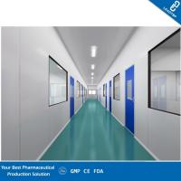 Buy cheap Industrial Pharmaceutical Modular Clean Room , GMP Certified Class 100 Clean Room from wholesalers