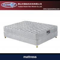 Buy cheap Home Use Excellent Pillow Top Mattress Topper Memory Foam Bonnel Spring Mattress from wholesalers