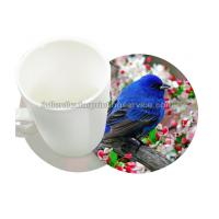 Buy cheap Durable 0.6mm PET/PP 3D Lenticular Coasters UV Offset CMYK Printing product