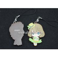 Buy cheap Promotional gifts for Anime Company custom Japanese cartoon figure shape pendants custom for film promotion product
