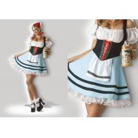 Buy cheap Oktoberfest Girl 1039  Halloween Adult Costumes Cosplay Dress Clubwear With Scarf product
