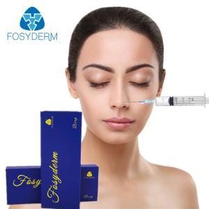 2ml Korea Hyaluronic Acid Dermal Filler / Skin Filler Injections For Facial Wrinkles