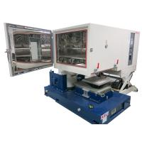 Buy cheap Vertical / Horizontal Environmental Shaker , Climatic Temperature Humidity Chamber from wholesalers