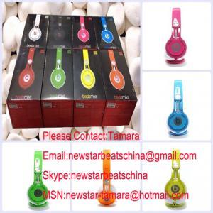 China Blue/pink/green/yellow/orange new beats neon mixr headphone neon beats mixr headphone by dr dre 1:1 as original on sale