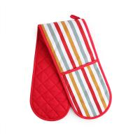Buy cheap Professional Cotton Heat Resistant Oven Mitts 17.5 * 80cm For Household product