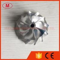 China TD05H 16G reverse 48.30/68.01mm 49178-01560 6+6 blades high performance Turbo Billet/milling/Aluminum 2618 compressor wh on sale