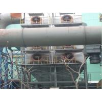 Buy cheap High Efficiency Industrial Mechanical Cooler Equipment , Dust Collector Equipment  For Slag product