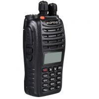 China Black Gambling Accessories Dual Band Two Way Radio Walkie Talkie 136 - 174MHz UV-B5 on sale