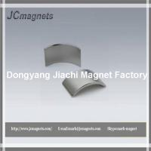 Buy cheap NdfeB Arc-segment magnet product