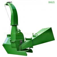 Tractor Self Feeding Wood Chipper Shredder Machine With 6 Inches Chipping Capacity