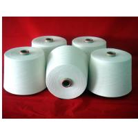 Buy cheap Acidproof 85% / 15% Viscose Linen Blended Spun Yarn 20Ne for Embroidery Weaving product