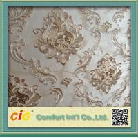 Buy cheap Jacquard Embossed Modern Decorative Wallpaper for bedrooms product