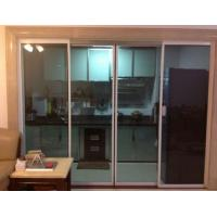 Buy cheap Balcony  room sliding access doors operator with induction opening and closing product