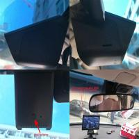 China Infrared Car Camera Night Vision System with View Distance 200 Meters and Anti-Fog Functions on sale