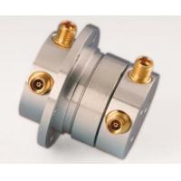 Buy cheap 2 Channel Coaxial Slip Ring 4.5GHz Radio Frequency Rotary Joint product