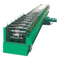 Quality Down Pipe Roll Forming Machine with Touch Screen Operation for sale