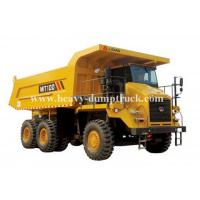 Buy cheap Rated load 95 tons Off road Mining Dump Truck Tipper  405kW engine power drive 6x4 with 50m3 body cargo Volume product