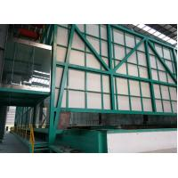 Buy cheap ISO9001 Hot Dip Galvanizing Equipment With Flue Gas Waste Heat Utilization System from wholesalers