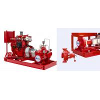 Buy cheap Motor Driven Electric Motor Driven Fire Pump With Eaton Cotroller UL/FM NFPA20 product