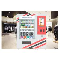 Buy cheap Convenience Store Shop Snack Mart Vending Machine With Coin Bill Card Payments from wholesalers