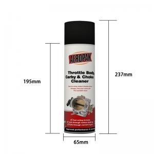 Buy cheap TUV Choke Carb 500ML 12.3oz Carburetor Cleaner Spray product