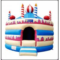 Buy cheap Good Quality Kids Inflatable Bounce Hot Sell Discount Children Bouncing House product