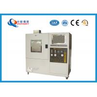 Buy cheap Baking Finish Plastic Smoke Density Chamber With ISO565 Certification product