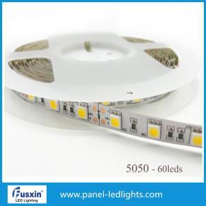 Customized 12v Waterproof Led Light Strips Multi Function 3 Years Warranty 10-12lm