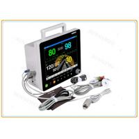 15 Inch Emergency Room Monitor , 2.8KG Weight Portable Icu Vital Signs Monitor