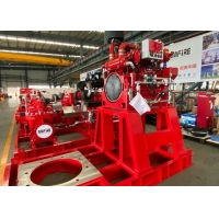 Buy cheap NM Fire 1500 US GPM Vertical Turbine Pump UL listed and FM Approved Used For Fire Fighting product